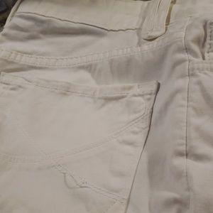 NYDJ Jeans - NYDJ white jean size 4